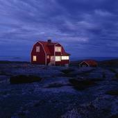 Hus på Hållö, Bohuslän