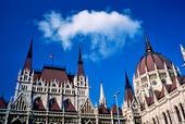 Parlamentshuset i Budapest, Ungern