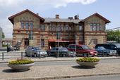 Kungsbacka station, Halland