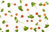 Persilja och tomater