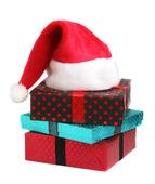Tomteluva på julklappar