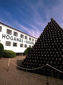 Höganäs-Keramik i Skåne