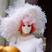 Karneval i Venedig, Italien