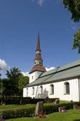 Norrbärke kyrka vid Smedjebacken, Dalarna