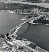 Gamla Tjörnbron, 1960-talet
