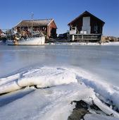 Fastfrusen fiskebåt, Bohuslän