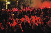 Disco på Rave party