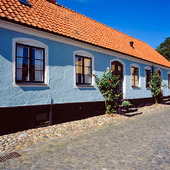 Hus i Simrishamn, Skåne