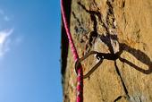 Bultsäkring vid klättring