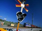 Järnvägsövergång