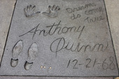 Anthony Quinn, Hollywood Boulevard