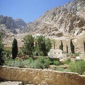 Katarinaklostret i Sinai, Israel