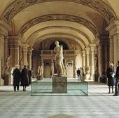 Staty Venus from Milo på Louvren, Paris