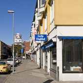 Hyttgatan i Sandviken, Gästrikland