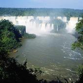 Iguassufallen, Brasilien