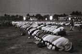 Muslimskt bönemöte i Bangladesh
