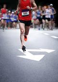 Marathonlöpare