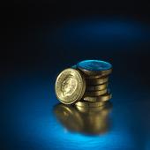 Swedish 10-kronor coins