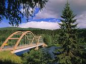 Bro över Indalsälven, Medelpad