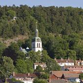 Gränna kyrka, Småland