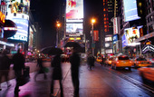 Times Square i New York, USA