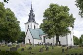 Västerlövsta kyrka i Heby, Uppland