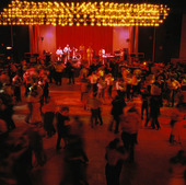 Sällskapsdans