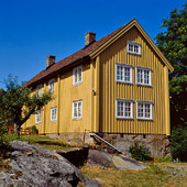 Säbygården på Tjörn, Bohuslän