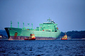 Bogsering av fartyg