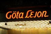 Göta Lejon teater i Stockholm