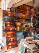 Art souvenirbutik, Kambodja