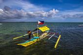 Filippinsk båt, Virgin Island