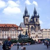 Gamla stan i Prag, Tjeckien
