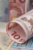 EURO-sedlar