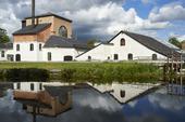 Masugnen och smedjan vid Strömsbergs bruk, Uppland