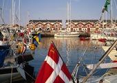Skagens hamn, Danmark