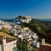 Byn Casares, Spanien