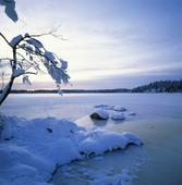 Is på sjö