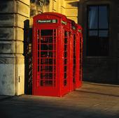 Telefonkiosker, Storbritannien