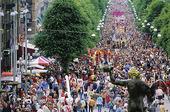 Karneval på Avenyn, Göteborg