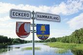 Kommunskyltar, Åland