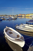 Fritidsbåtar vid Marstrand, Bohuslän