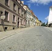 Medeltidsstaden Sandomierz, Polen