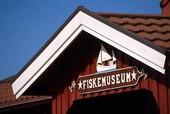 Fiskemuseum på Hönö, Bohuslän