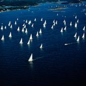 Segelbåtar
