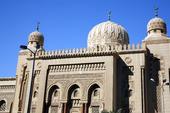 El-Abbasy moskén i Port Said, Egypten