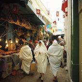 Basarerna i Sousse, Tunisien