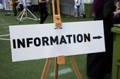 Informationsskylt