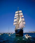 Tall Ships Race, Kruzenshtern