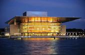 Nya Operahuset i Köpenhamn, Danmark